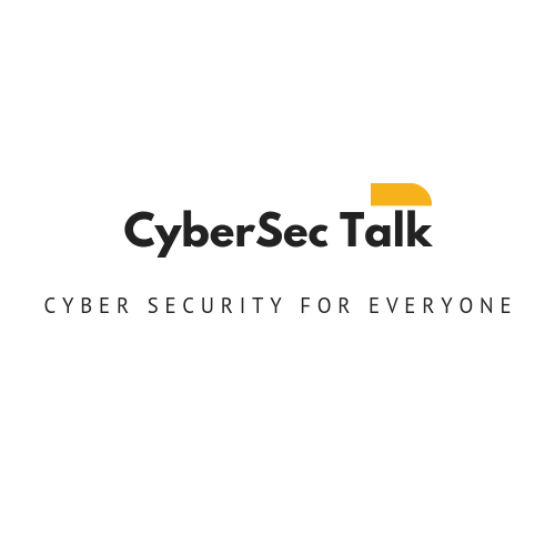 CyberSec Talk Logo