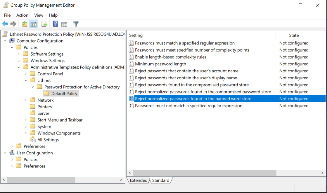 Active Directory Password Audit – Using Pwned Passwords